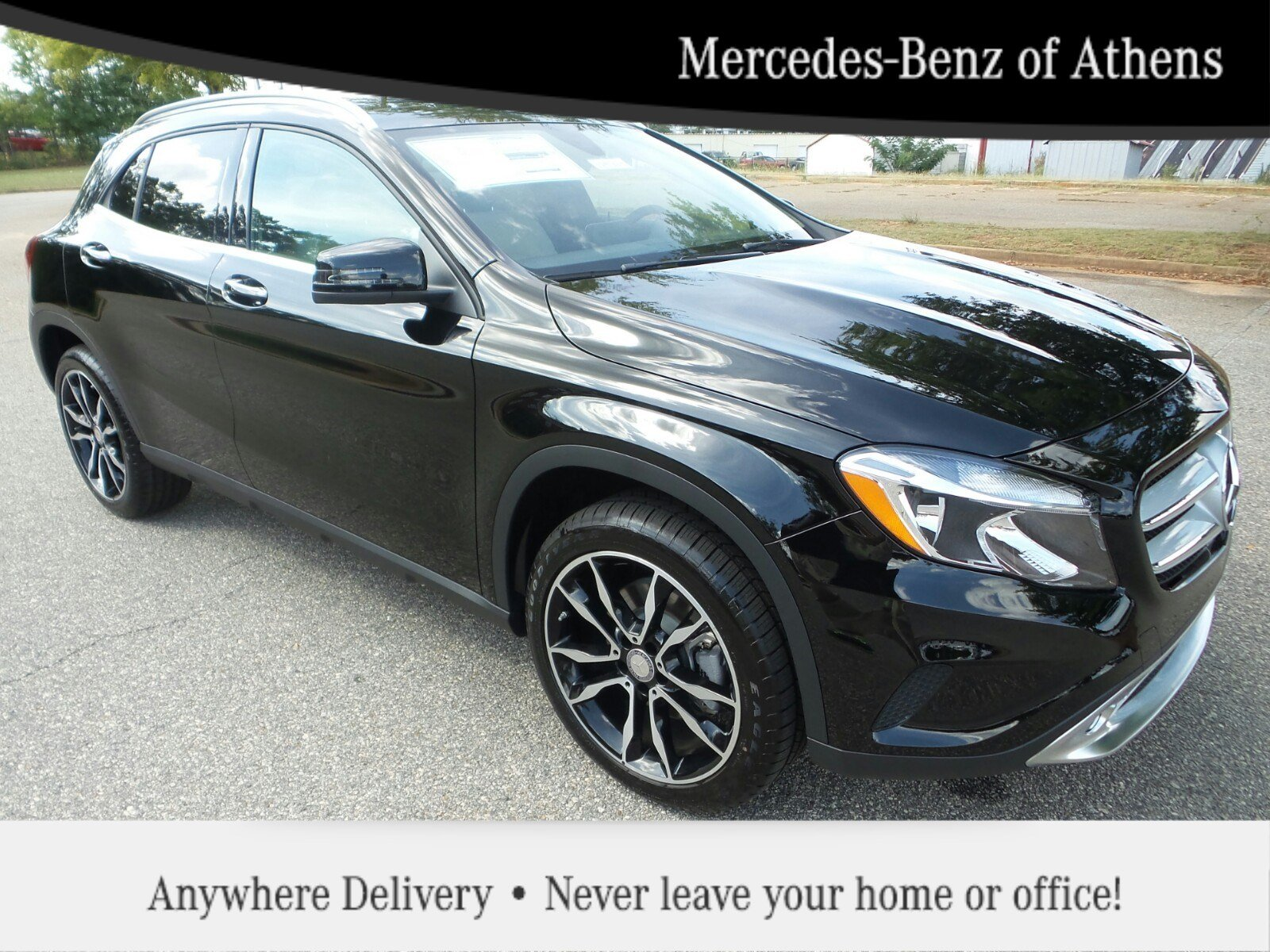 New 2017 mercedes benz gla gla250 suv in athens j295616 for 2017 mercedes benz gla250 suv