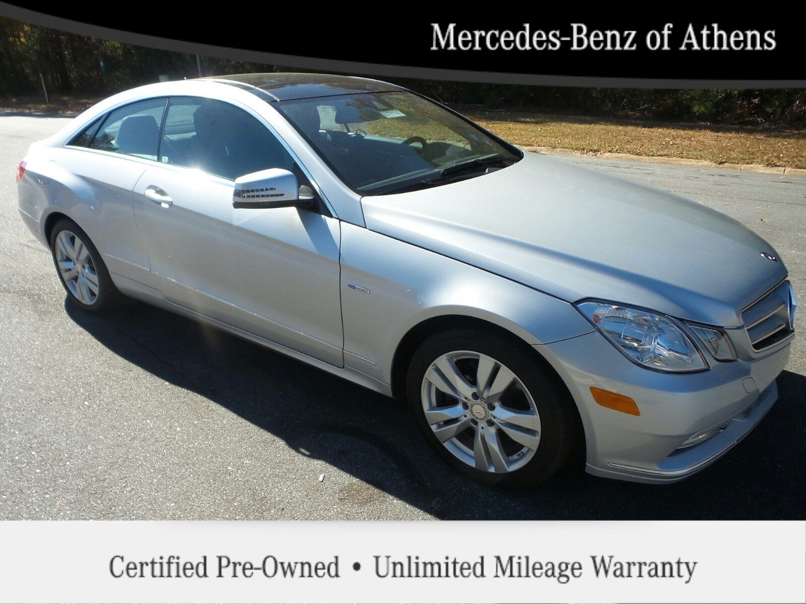 Certified pre owned 2012 mercedes benz e class e350 coupe for Certified pre owned mercedes benz
